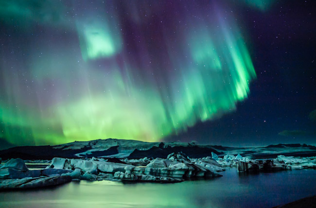 Awesome Northern Lights Iceland U201c Great Pictures